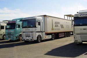 Camión frigorífico Agrupaadra 2002