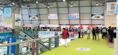 Planta 2. Feria Infoagro Exhibition 2019