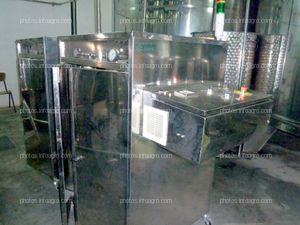 Equipo de ecofiltración en almazara