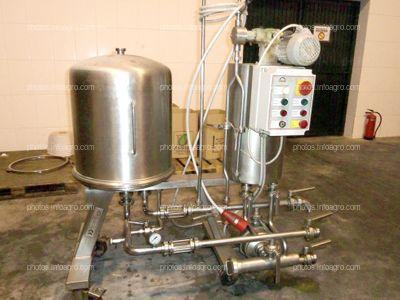 Filtración almazara