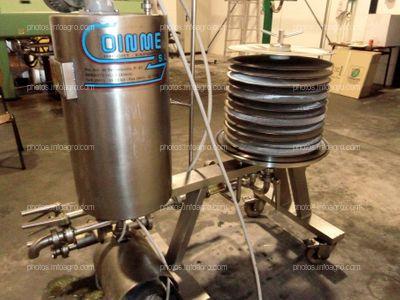 Filtración trujal