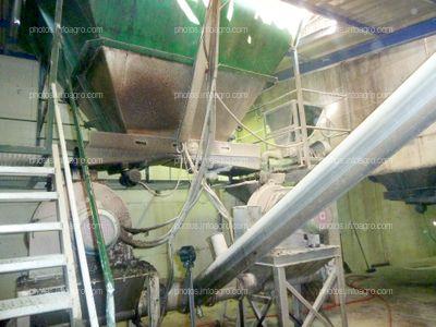 Detalle lateral de molino