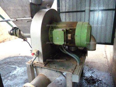 Motor en trujal