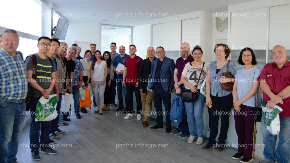 Tour Infoagro Exhibition 2019