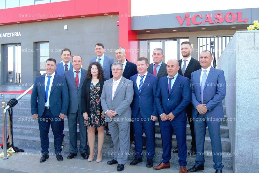 Miembros del Consejo Rector de Vicasol