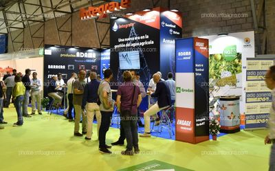 AADAA - Stand en Infoagro Exhibition
