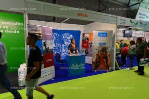 Adeslas - Stand en Infoagro Exhibition