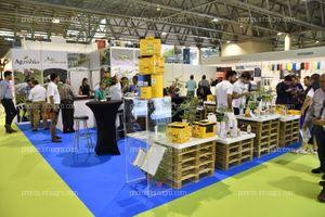 Agrobío y Almeriplant - Stand en Infoagro Exhibition