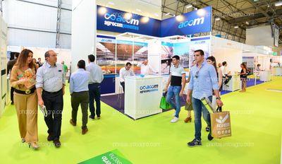 Agrocomponentes - Stand en Infoagro Exhibition