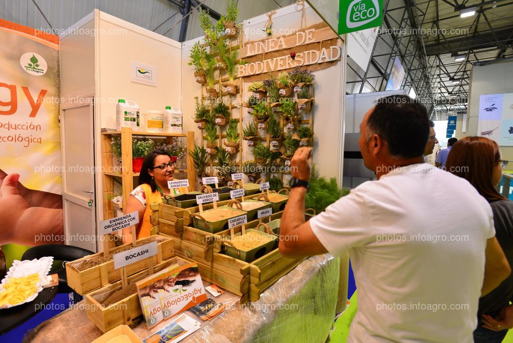 Agroecology - Stand en Infoagro Exhibition