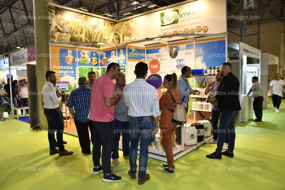 Agroserna - Stand en Infoagro Exhibition