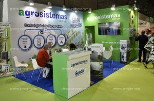Agrosistemas del Sur - Stand en Infoagro Exhibition
