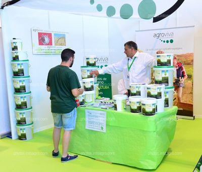 Agroviva - Stand en Infoagro Exhibition