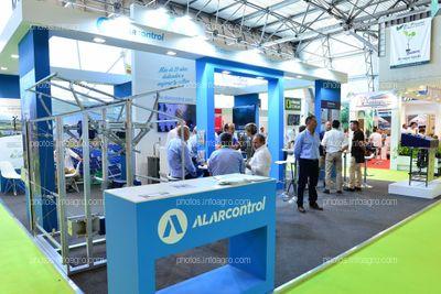 Alarcontrol - Stand en Infoagro Exhibition