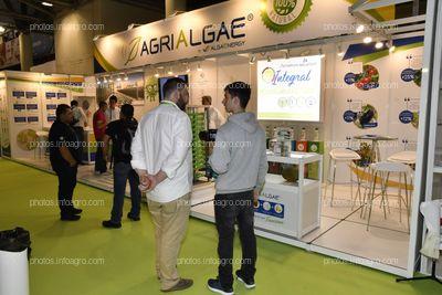 Alga Energy - Stand en Infoagro Exhibition