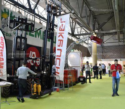 Almesu - Stand en Infoagro Exhibition
