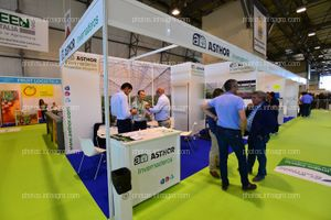 Asthor - Stand Infoagro Exhibition