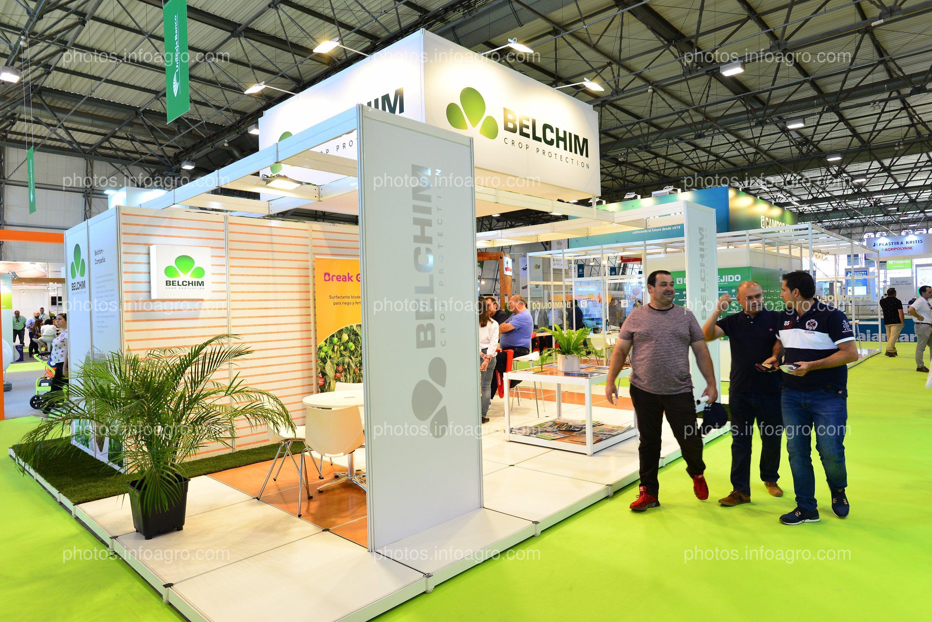 Belchim - Stand Infoagro Exhibition