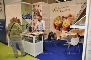 Berry Dealer - Stand Infoagro Exhibition