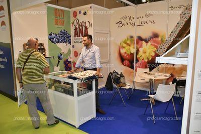 Berry Dealer - Stand Infoagro Exhibition