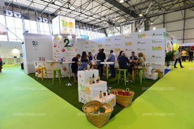 Biosol Portocarrero - Stand Infoagro Exhibition