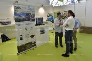 Brioagro - Stand Infoagro Exhibition