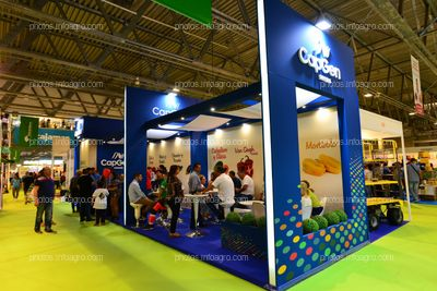 Capgen Seeds - Stand Infoagro Exhibition