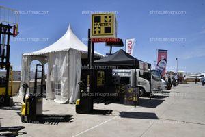 Carretillas Almería - Stand Infoagro Exhibition