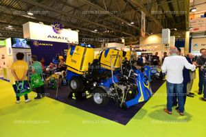 Carretillas Amate - Stand Infoagro Exhibition