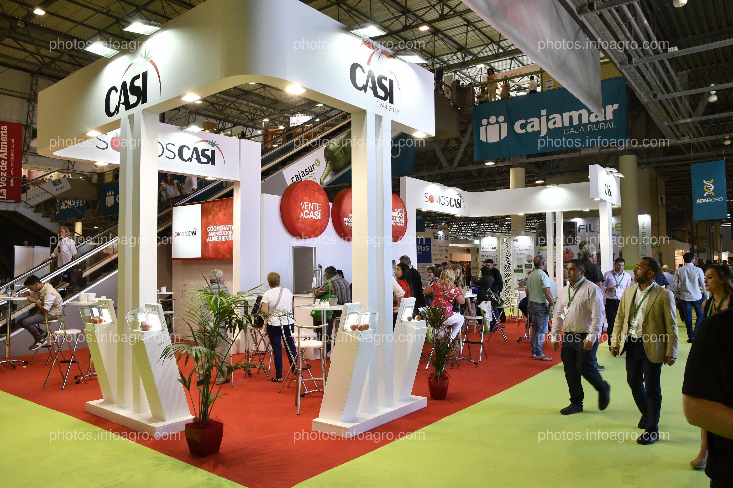 CASI - Stand Infoagro Exhibition