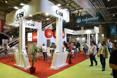 CASI - Stand Infoagro Exhibition