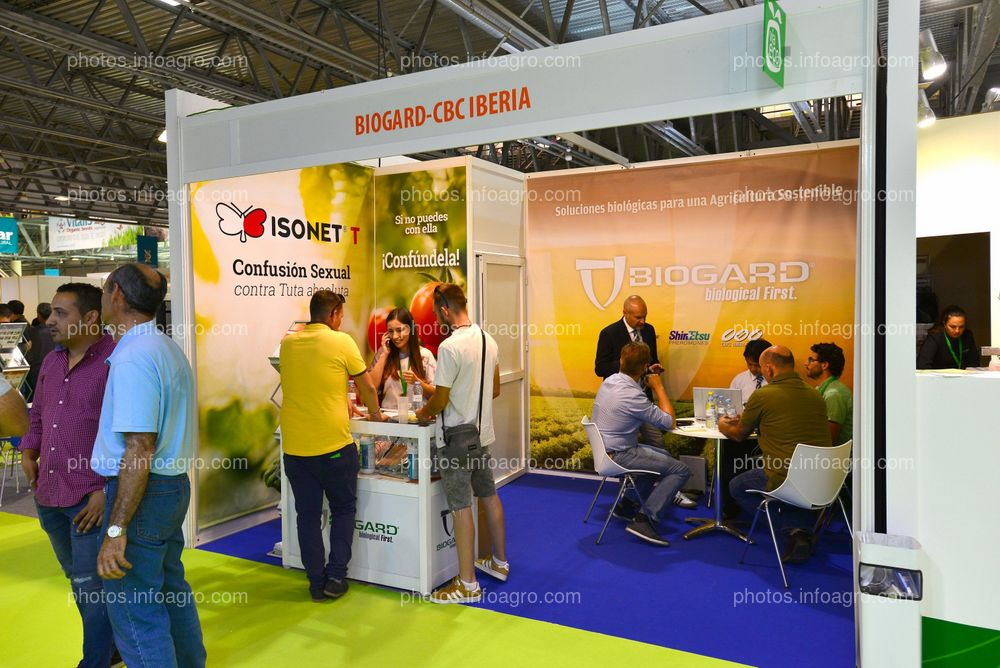 CBC Iberia - Stand Infoagro Exhibition