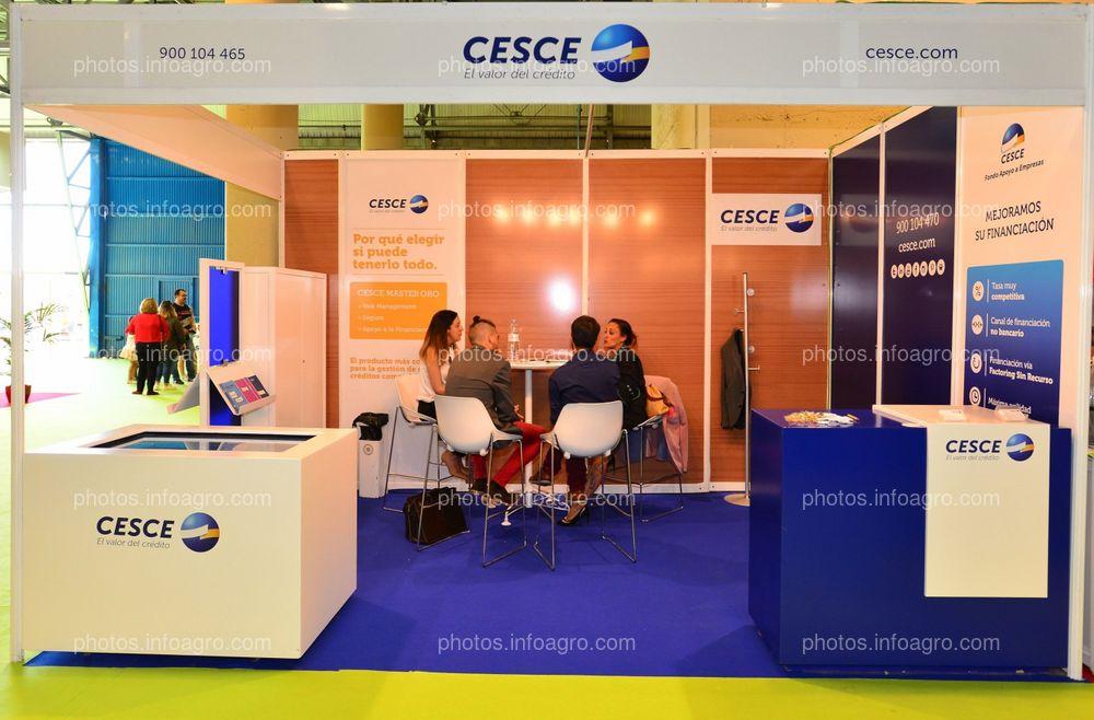 Cesce - Stand Infoagro Exhibition