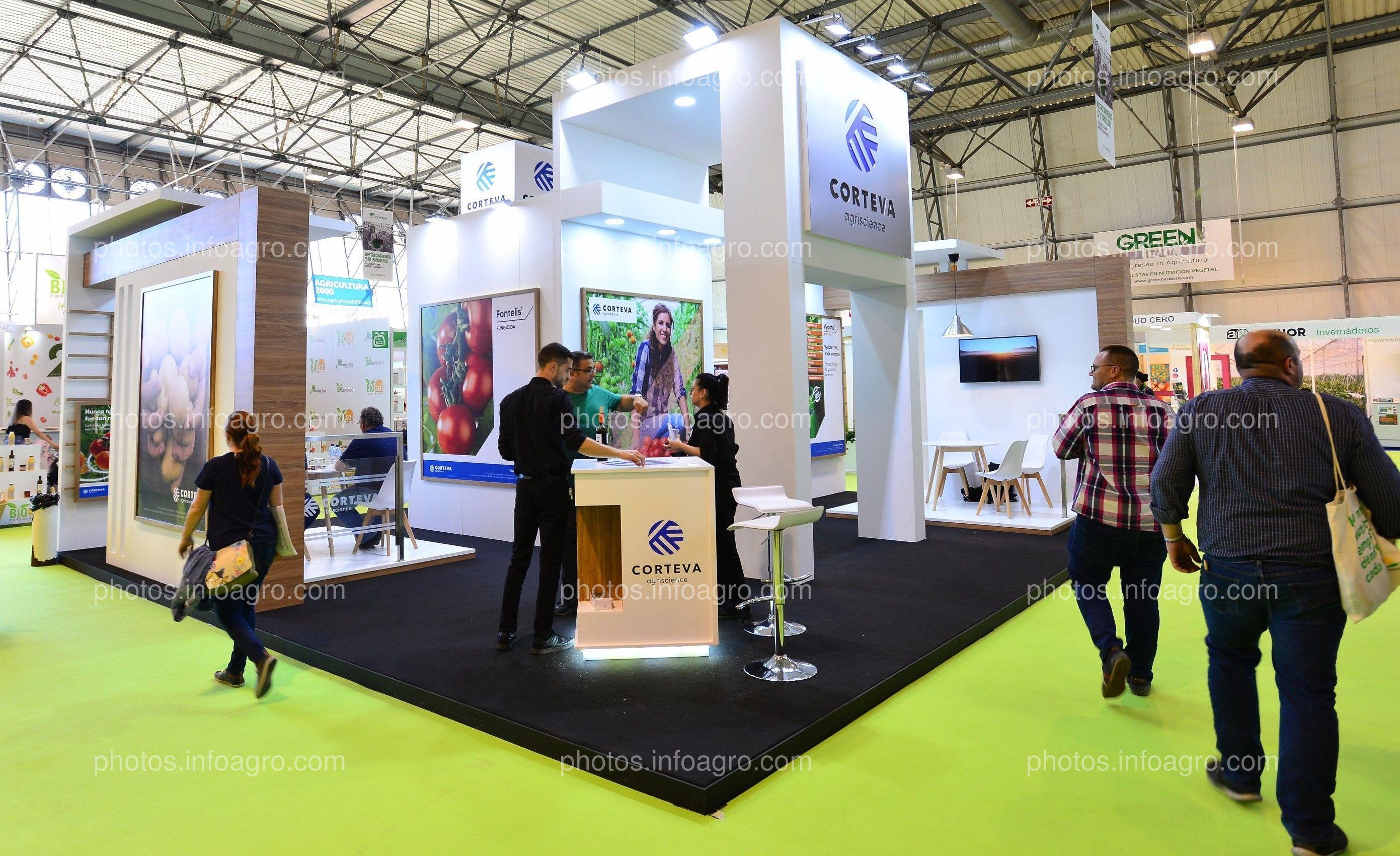 Corteva - Stand Infoagro Exhibition