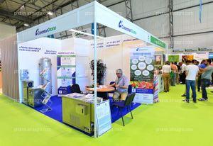 Cosemar Ozono - Stand Infoagro Exhibition