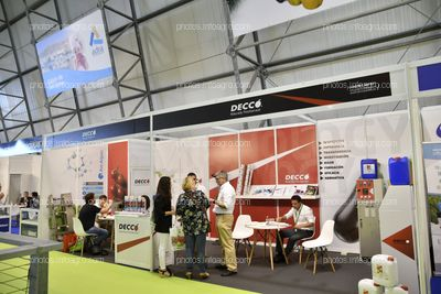 Decco - Stand Infoagro Exhibition