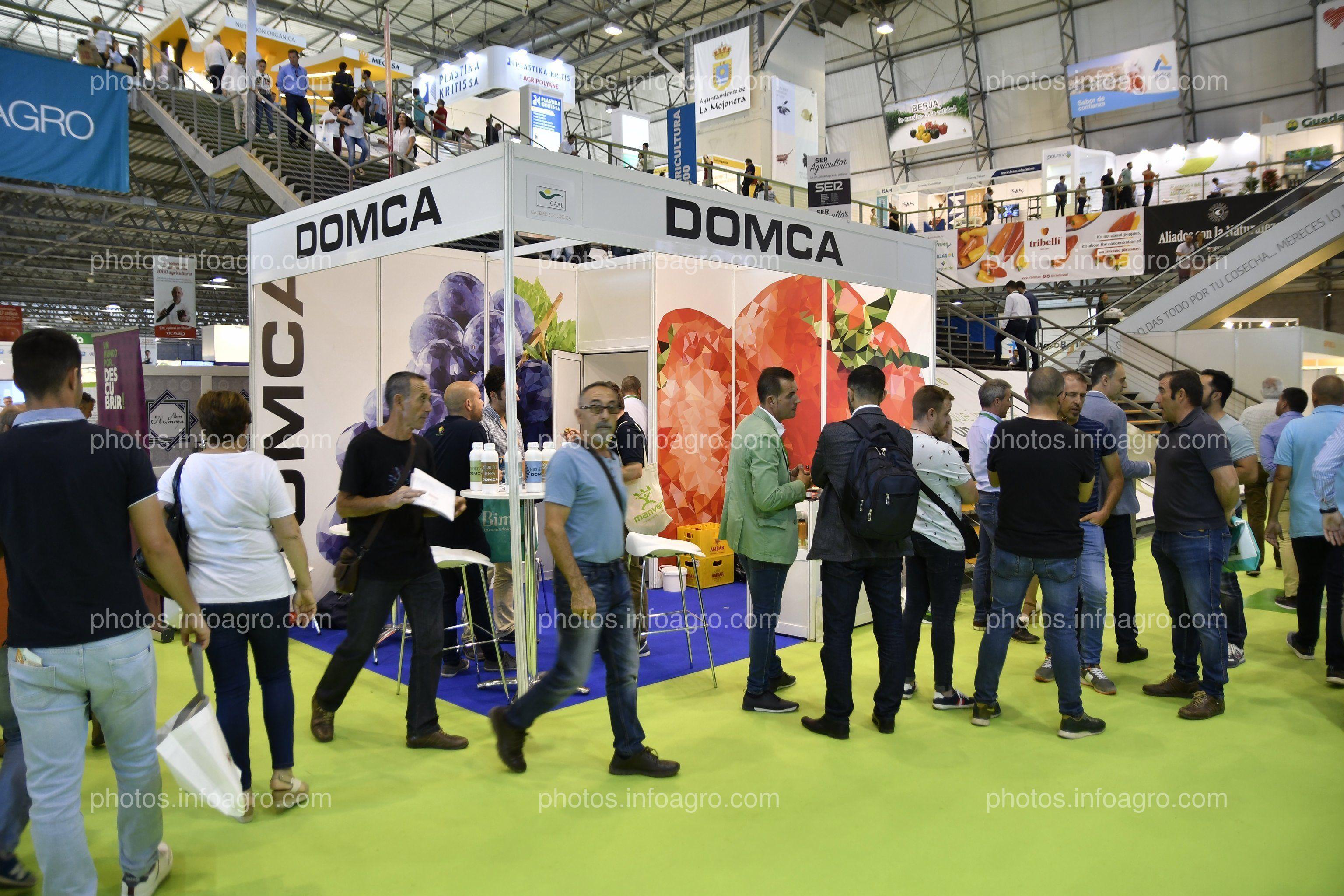 Domca - Stand Infoagro Exhibition