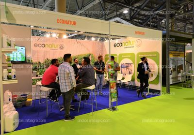 Econatur - Stand Infoagro Exhibition