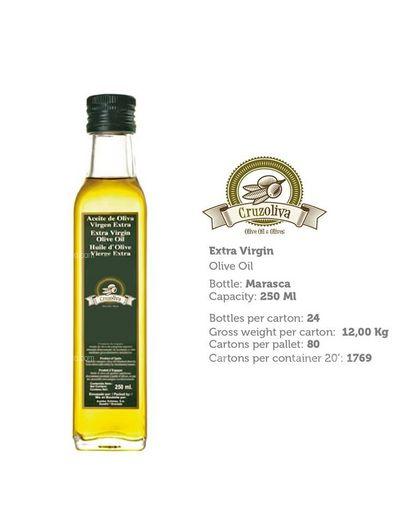 Aceite de oliva Virgen Extra vidrio