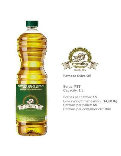 Aceite de oliva orujo pt 1