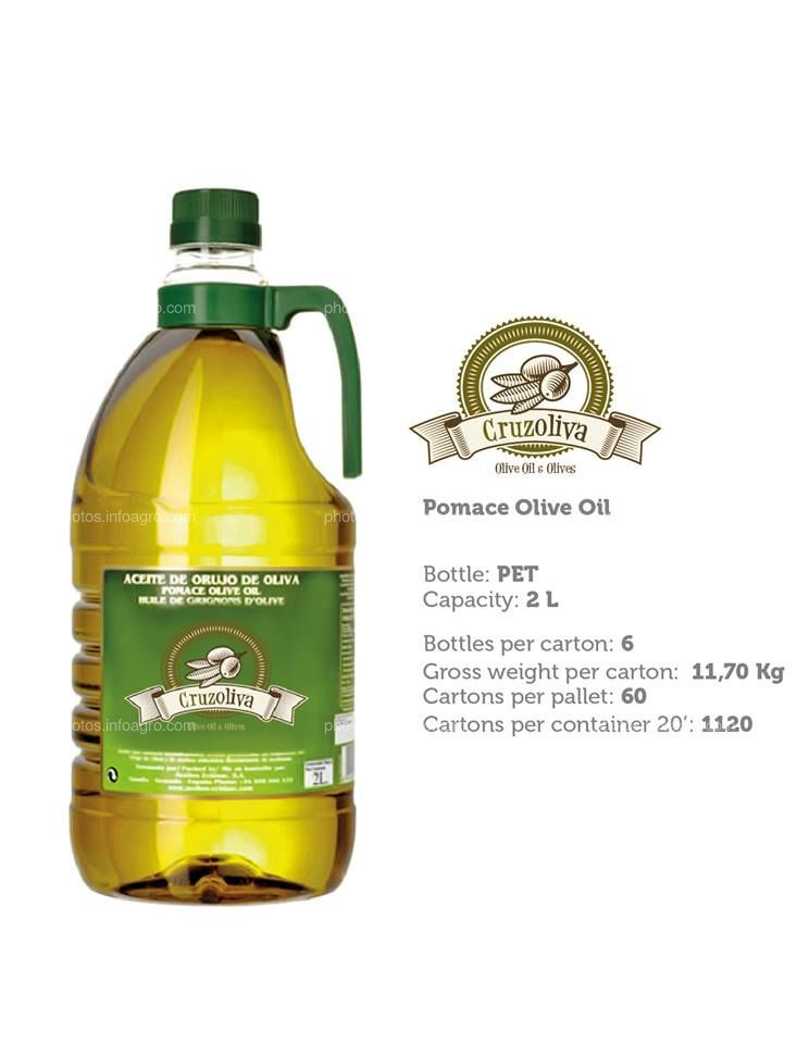 Orujo de oliva pet