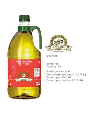 pure olive oil pet