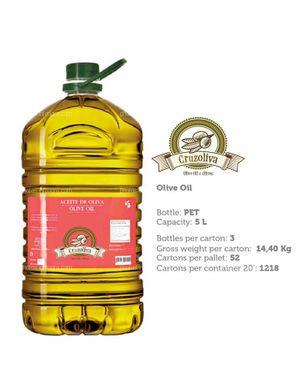 Aceite d eoliv 5 litros
