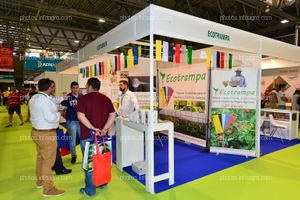 Ecotrampa - Stand Infoagro Exhibition