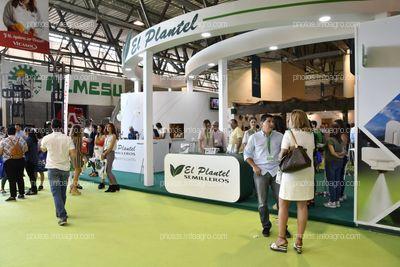 El Plantel Semilleros - Stand Infoagro Exhibition