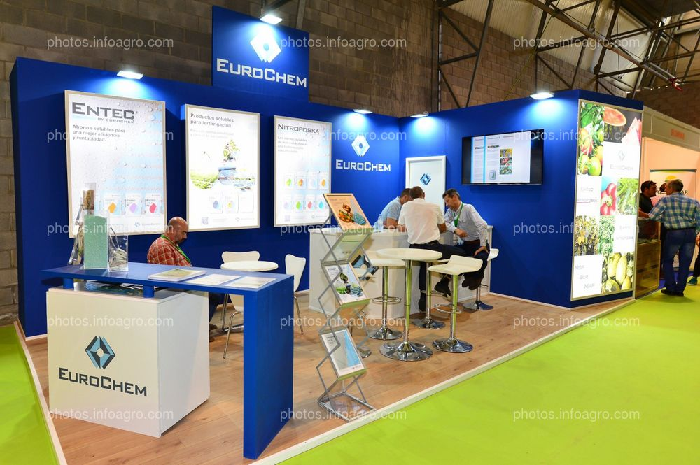 EuroChem - Stand Infoagro Exhibition