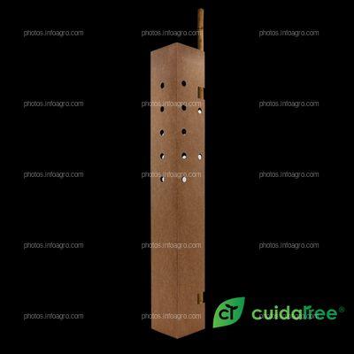 Protector de vid Cuidatree modelo 50x14 perforado