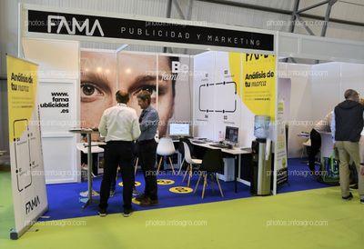 Fama Comunicación - Stand Infoagro Exhibition