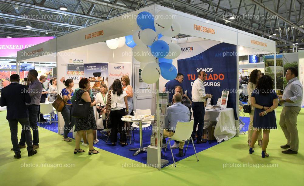 FIATC - Stand Infoagro Exhibition