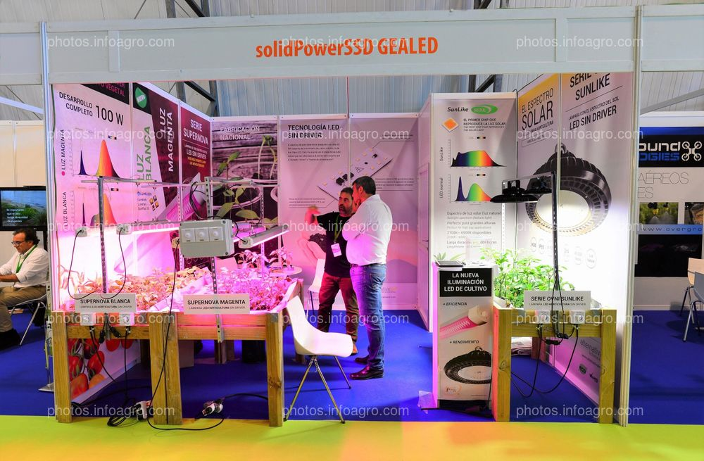 Gealed - Stand Infoagro Exhibition